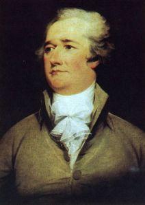 Alexander Hamilton (11 de enero de 1757 - 12 de julio de 1804)