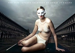 Anne Leibovitz para Lavazza