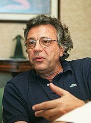 José Luis Fiori, profesor de economia y ciencia politica en la Universidad pública de Rio de Janeiro