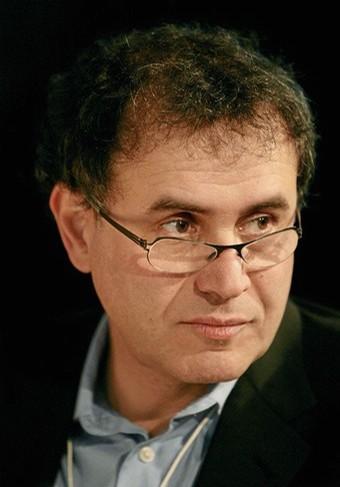 Nouriel Roubini, profesor de la Universidad de Nueva York.