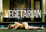 Alicia Silverstone, I am Alicia Silverstone, and I am a vegetarian.
