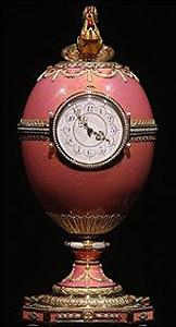 Este año no se repitió la historia del huevo que costó US$13.65 millones.
