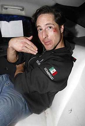 Mario Dominguez.