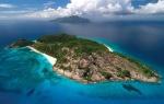 En North Island, en las Seychelles, podrás alojarte en una de las once villas de diseño de 450 metros cuadrados.
