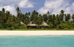 Cada villa tiene piscina y terraza propias, y se encuentran situadas en el bosque.