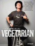 Paul McCartney, I am Paul McCartney, and I am a vegetarian.