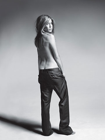 Jennifer Aniston Gq Magazine