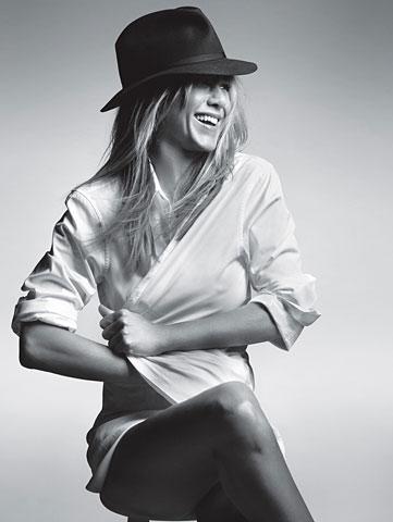 Jennifer Aniston Se Desnuda Para Gq Magazine