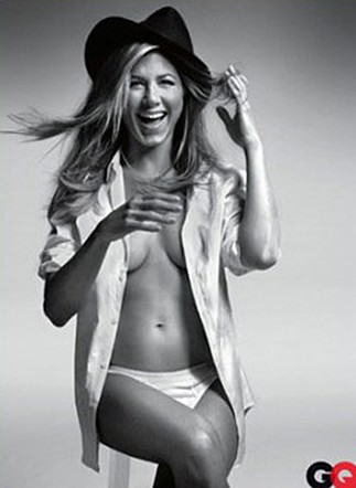 Jennifer Aniston Se Desnuda Para Gq Magazine