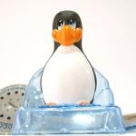 Pinguino Avelino, sumergible con 8 programas de estimulación.