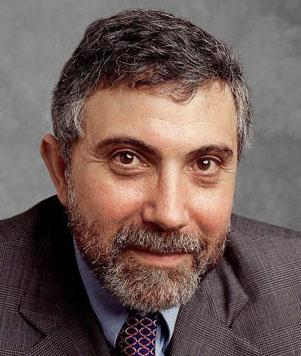 Paul Krugman, Nobel de Economia.