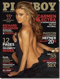 Carmen Electra Playboy 2009