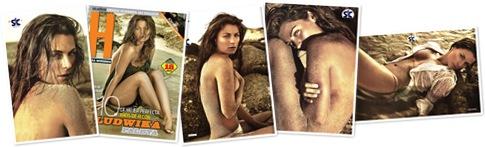 Ver Ludwika Paleta Revista H Marzo 2009